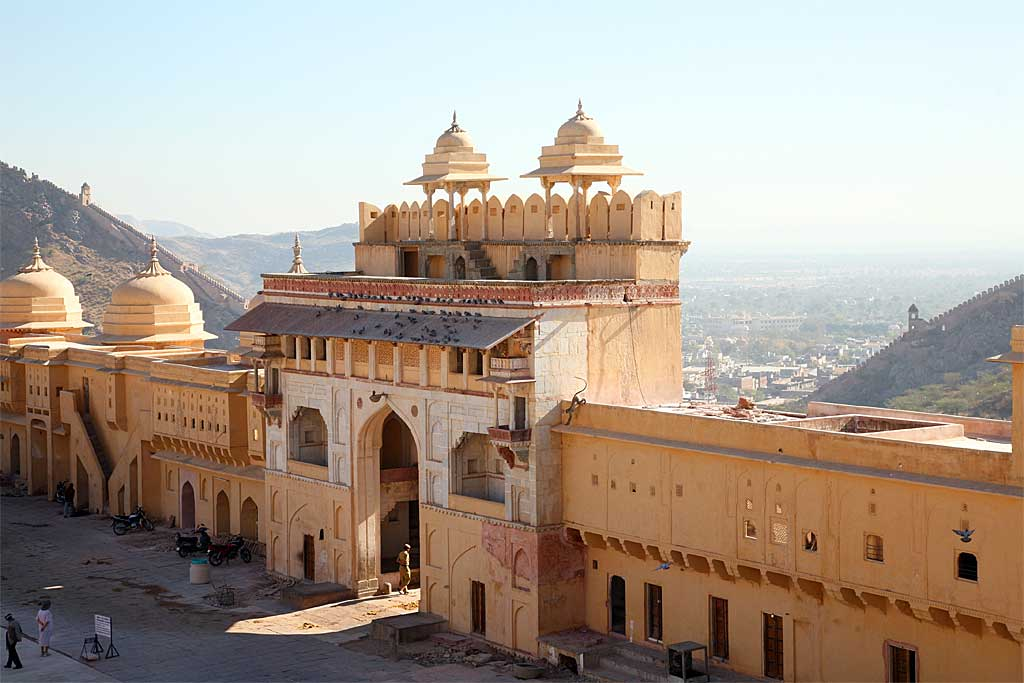 Fort d'Amber - Jaipur, Inde