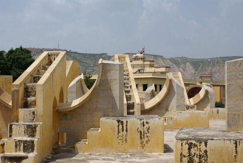 Jantar Mantar - Jaipur, Inde