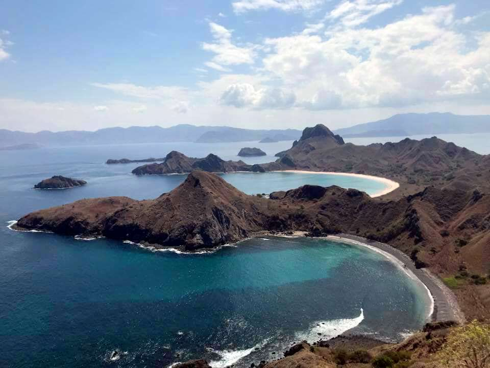 Îles de Komodo, Indonésie