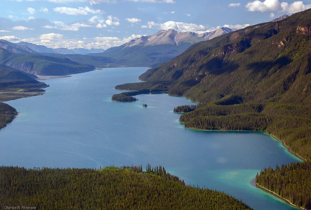 Lac Muncho, Colombie Britannique - Canada