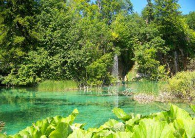 Lacs de Plitvices, Croatie