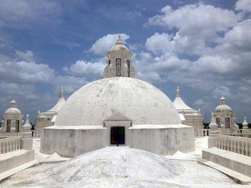 Cathédrale de León, Nicaragua