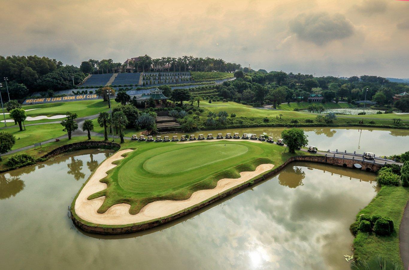 Faites du golf au Vietnam !