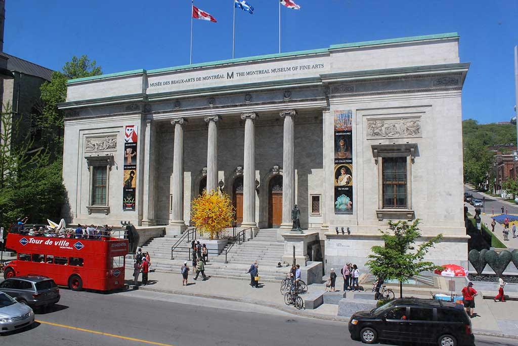 Musée des Beaux-Arts, Montréal, Canada