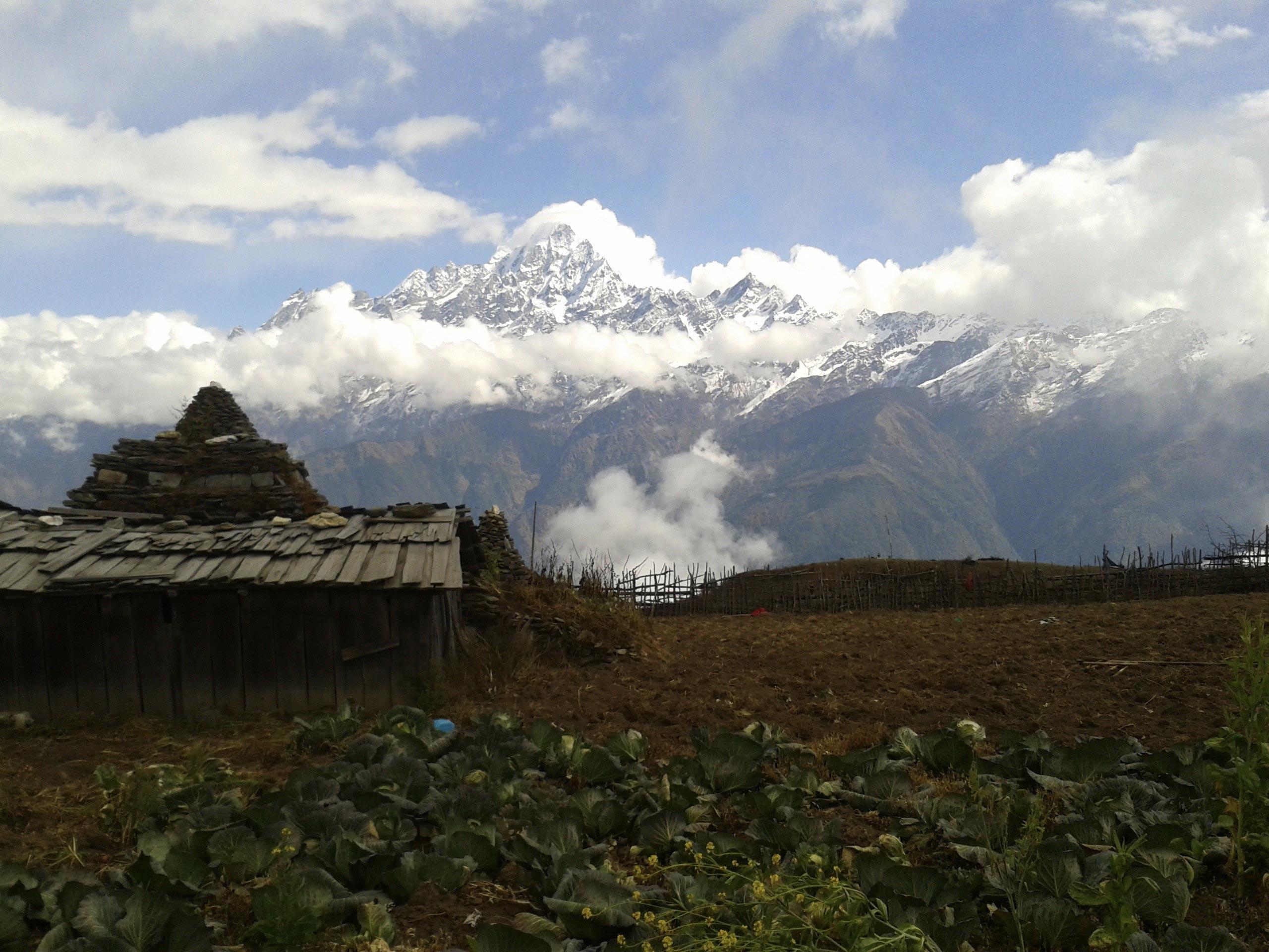 Trek au cœur de l'Himalaya