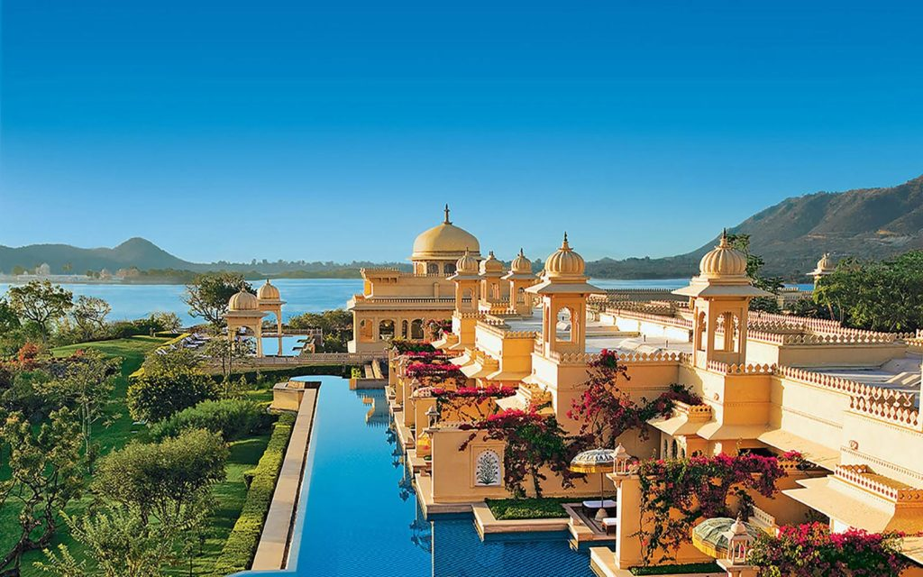 The Oberoi Udaivilas - Udaipur - Inde