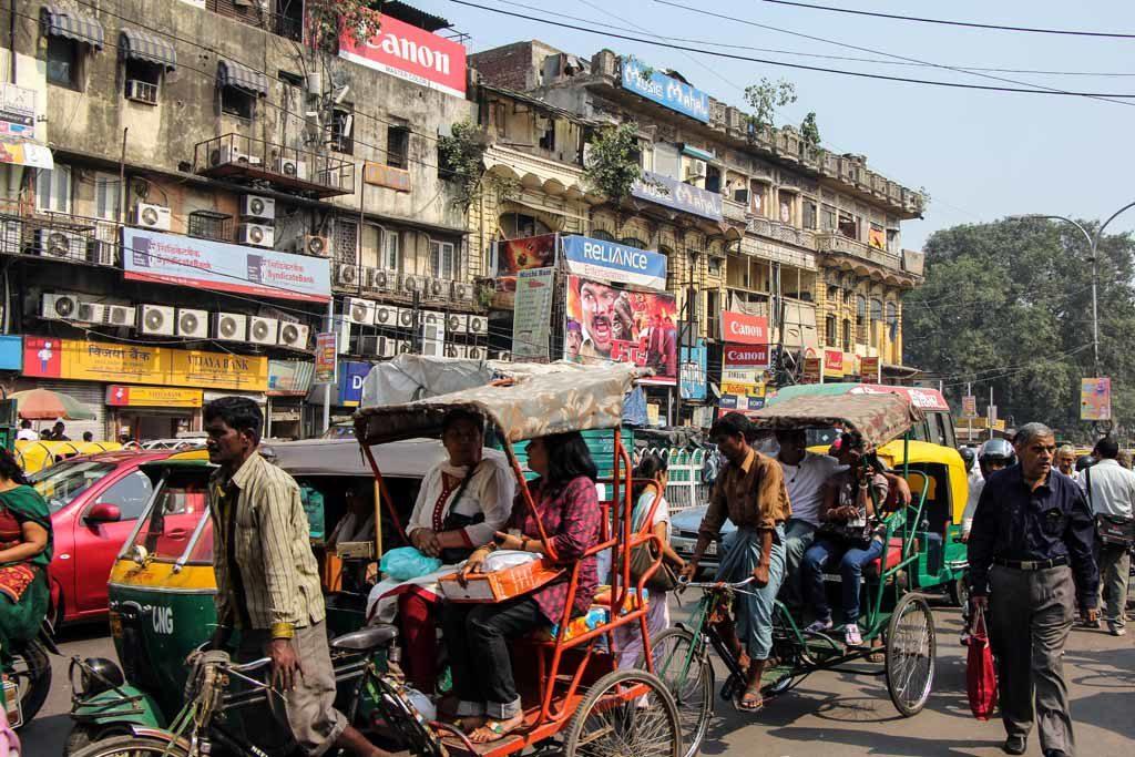 Old Delhi - Inde