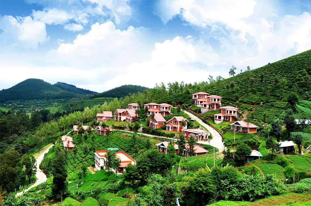 Ooty - Inde, Tamil Nadu