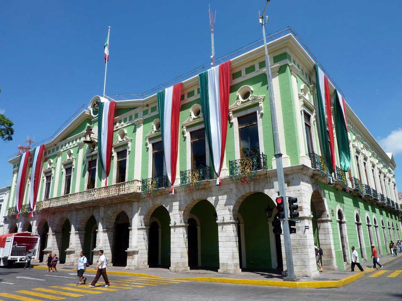 Mérida, la cité mythique des mayas