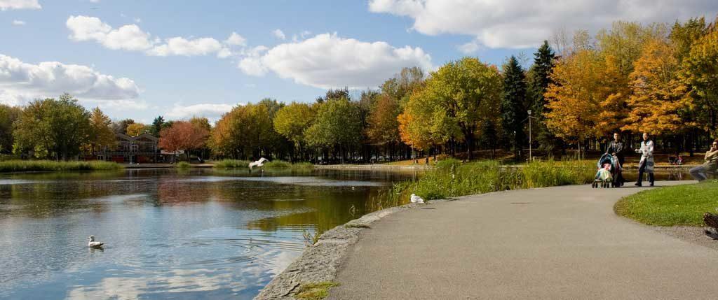 Parc Mont Royal - Montréal, Canada