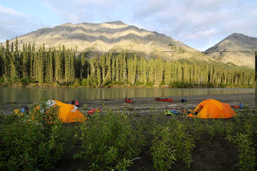 Parc Nahanni, Territoires du Nord-Ouest - Canada