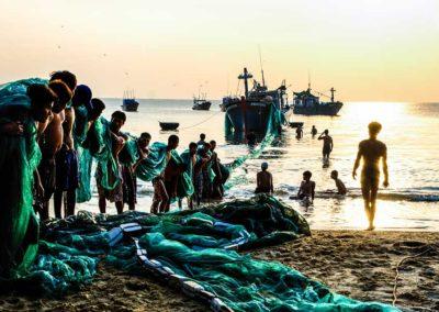 Pêcheurs - Phu Quoc Vietnam