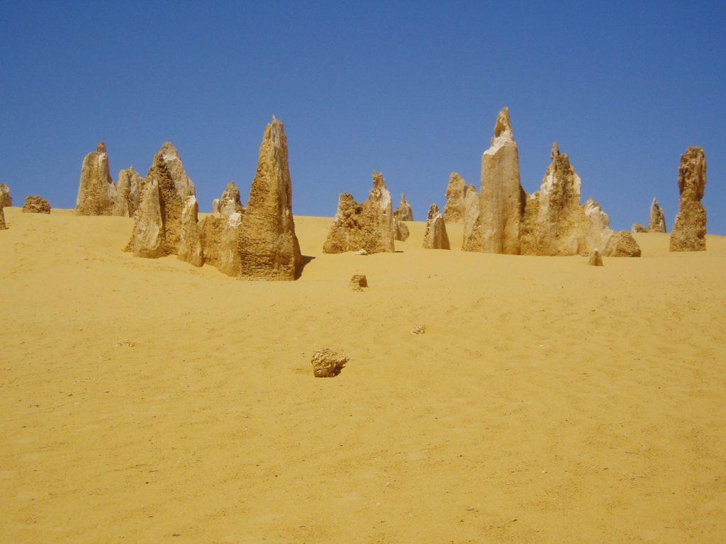 Pinnacle, Desert, Australie