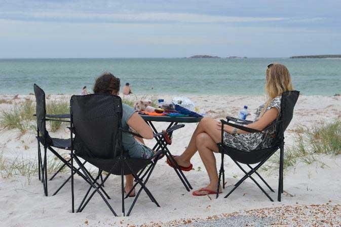 Cervantes, plage - Australie