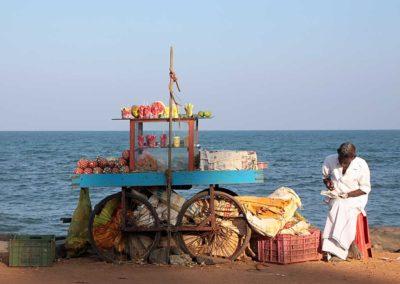 Pondichéry, Inde du Sud