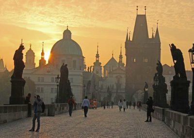 Pont Charles - Prague, République tchèque
