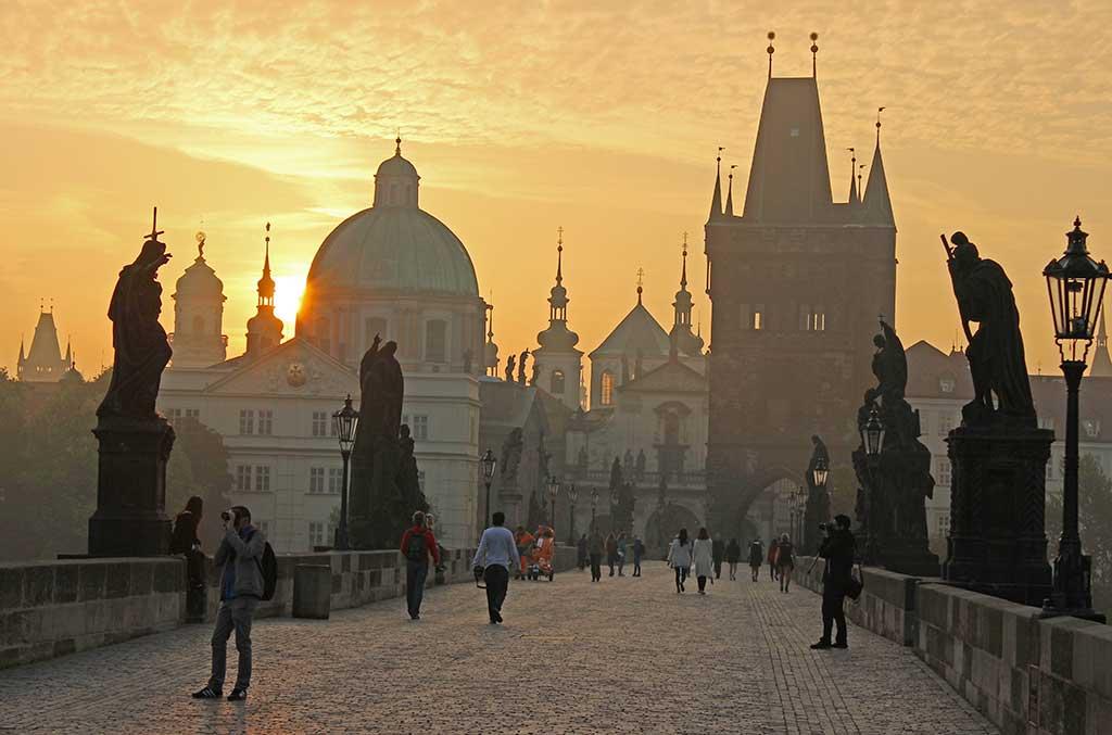 Pont Charles – Prague, République tchèque