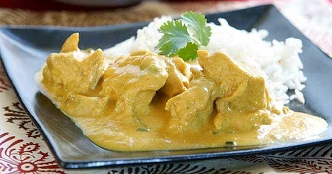 Poulet au curry - Inde