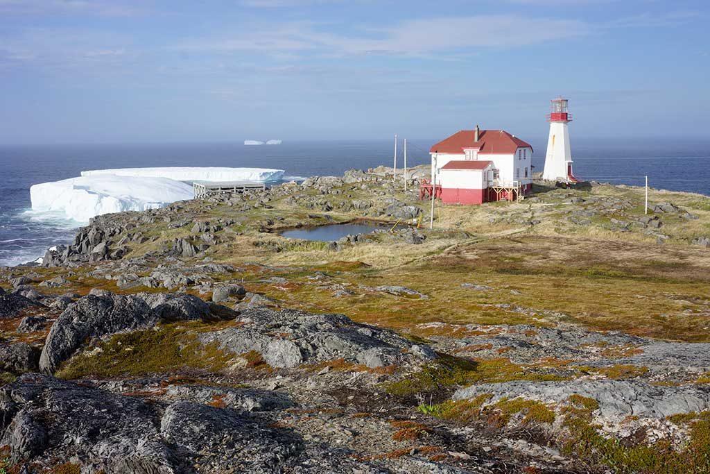 Quirpon Lighthouse Inn - Canada