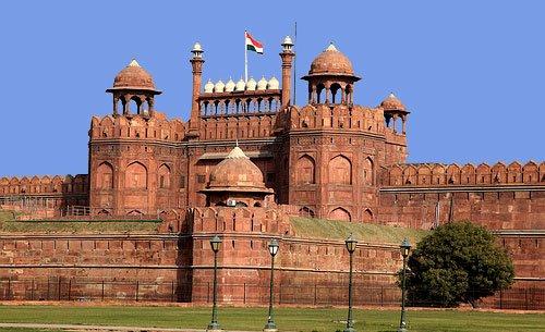 Red Fort - Delhi, Inde