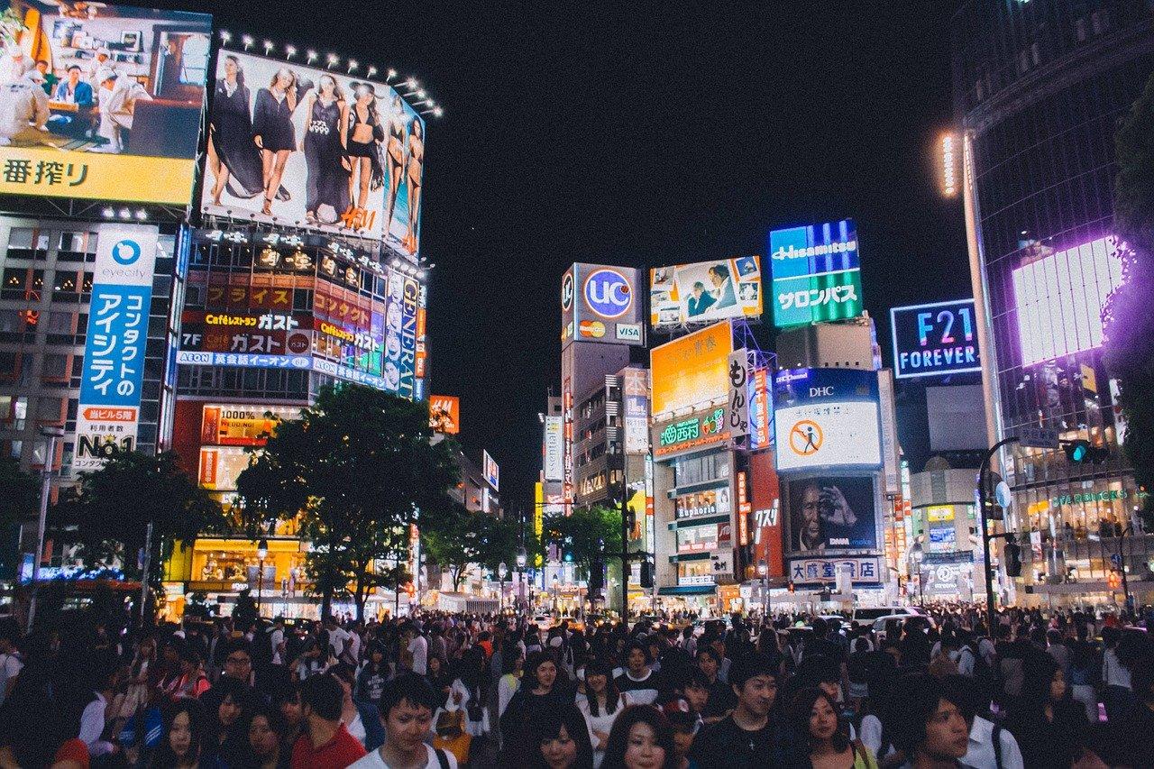 La folle Shibuya
