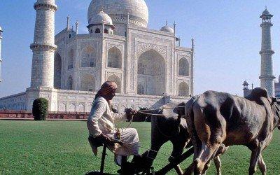 Agra et ses monuments historiques