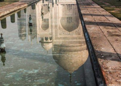 Taj Mahal, Inde
