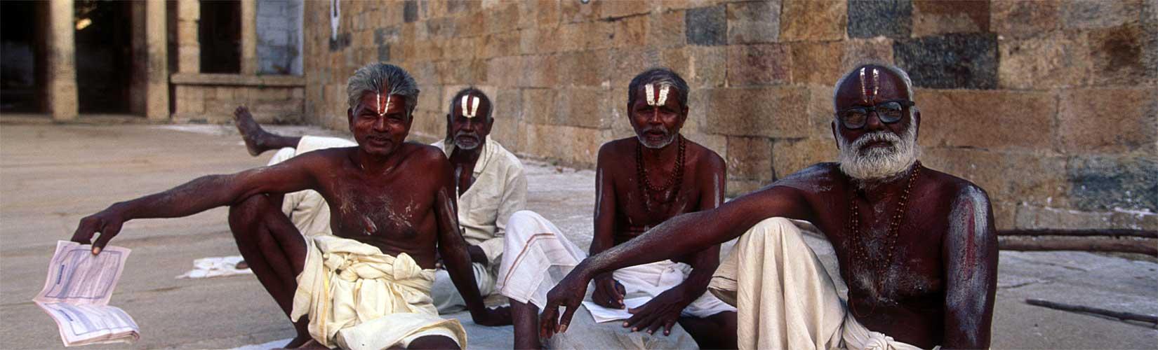 Inde, Le système des castes