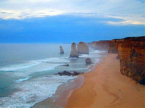 Twelve Apostles, Great Ocean Road, Australie