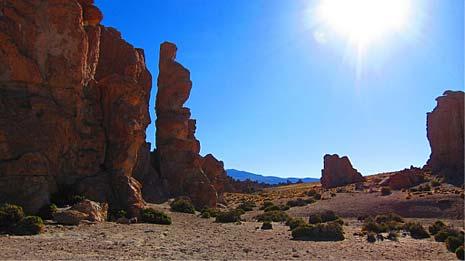 Uyuni, désert - Bolivie