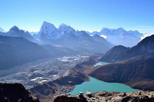 Vallée de Gokyo, Népal