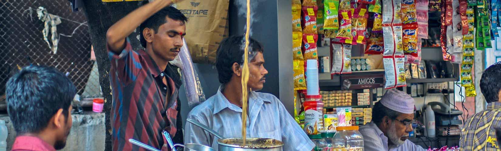 Le thé Chai, boisson nationale indienne
