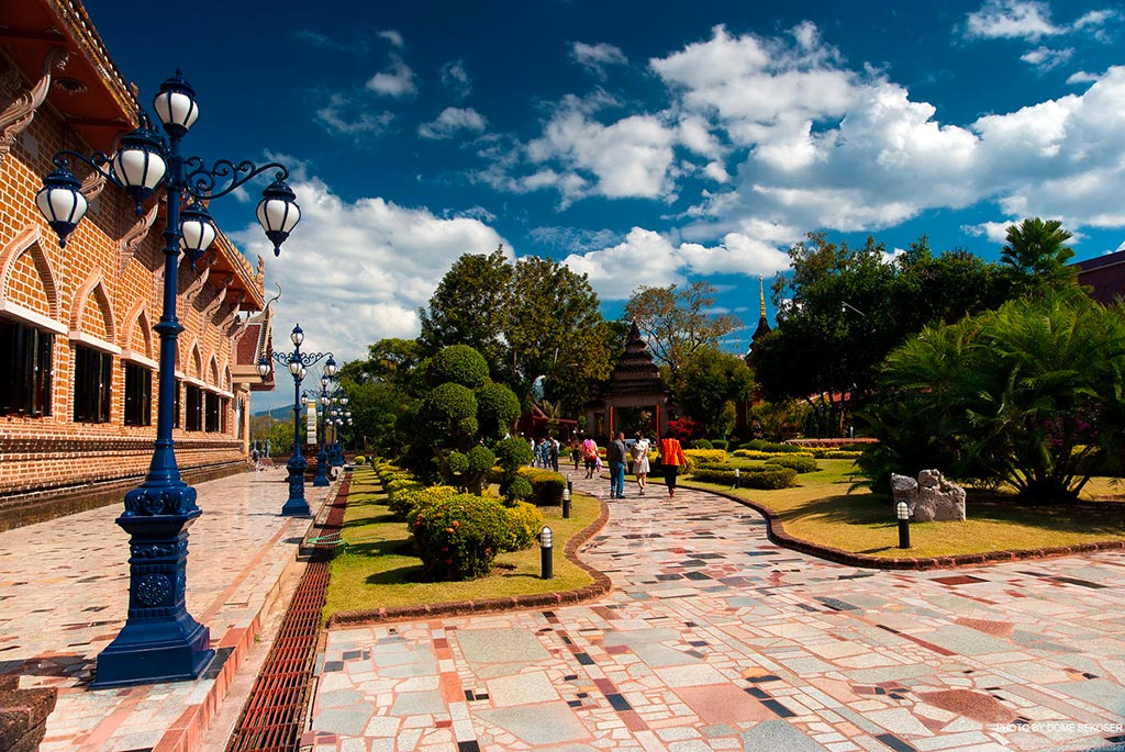 Wat Neramit Wipatsana, Loei, Thailande