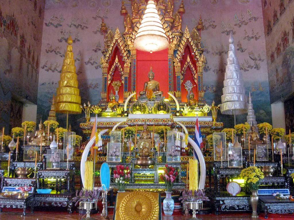 Wat Pho Chai – Nong Kai, Province de Loei, Thaïlande
