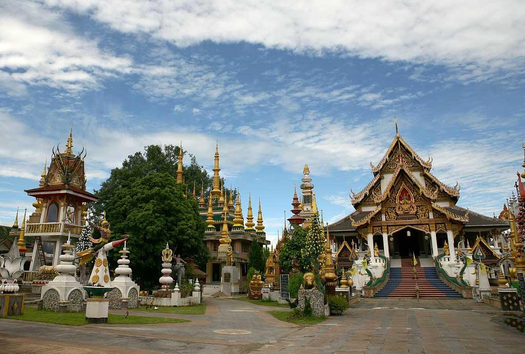 Toutes les nuances de Chiang Rai